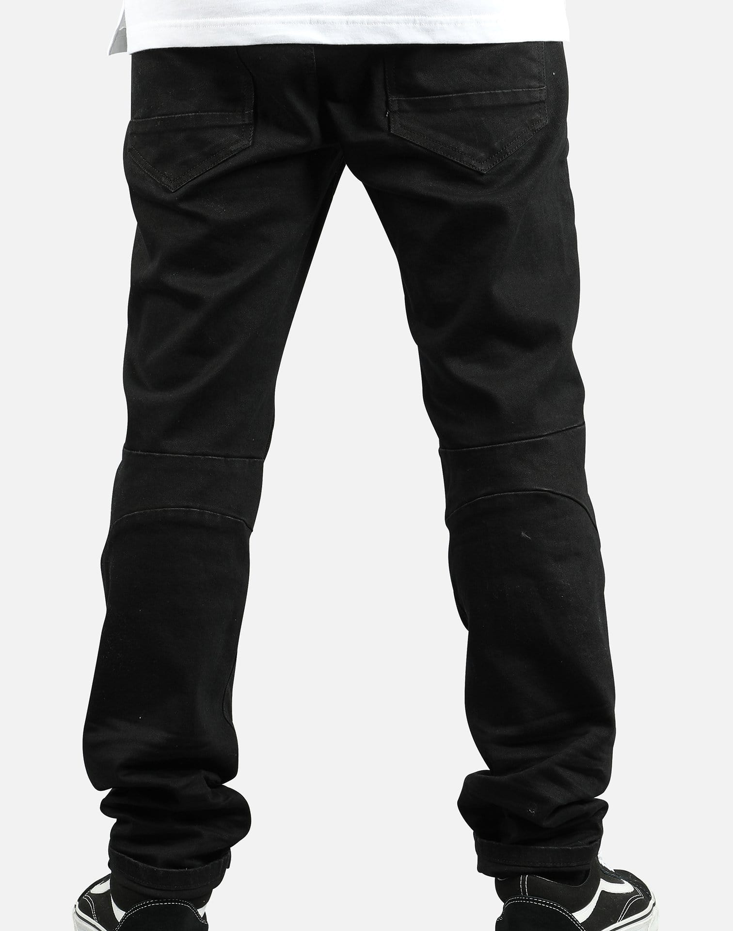 Smoke Rise Fashion Washed Jeans
