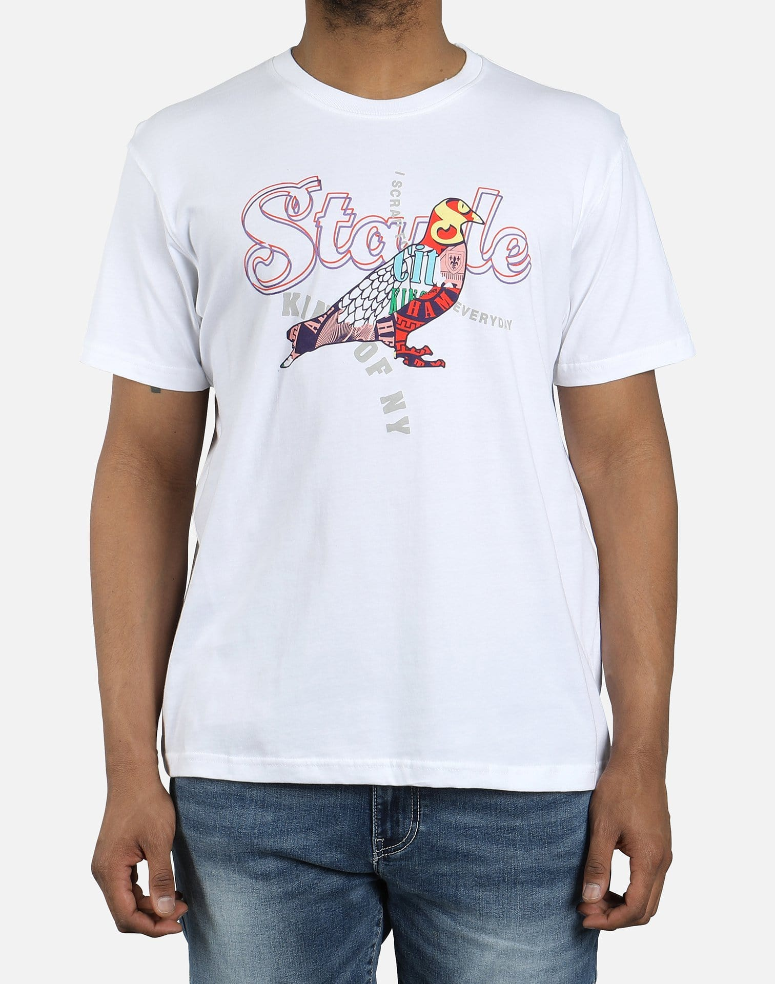 Staple City Doves Pigeon Tee