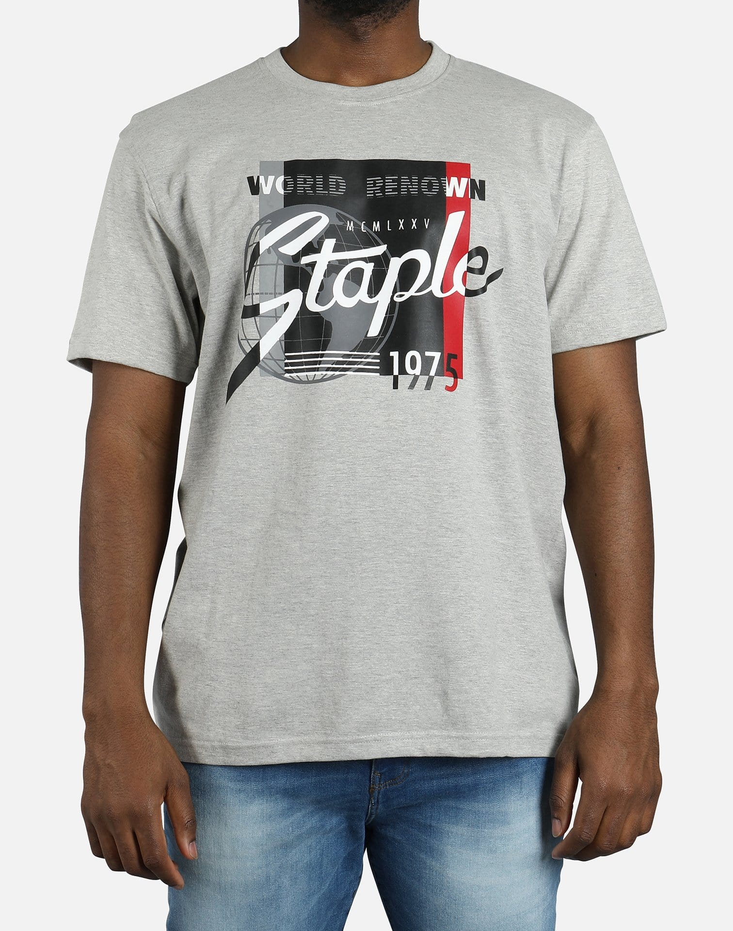 Staple Globe Short Sleeve Tee