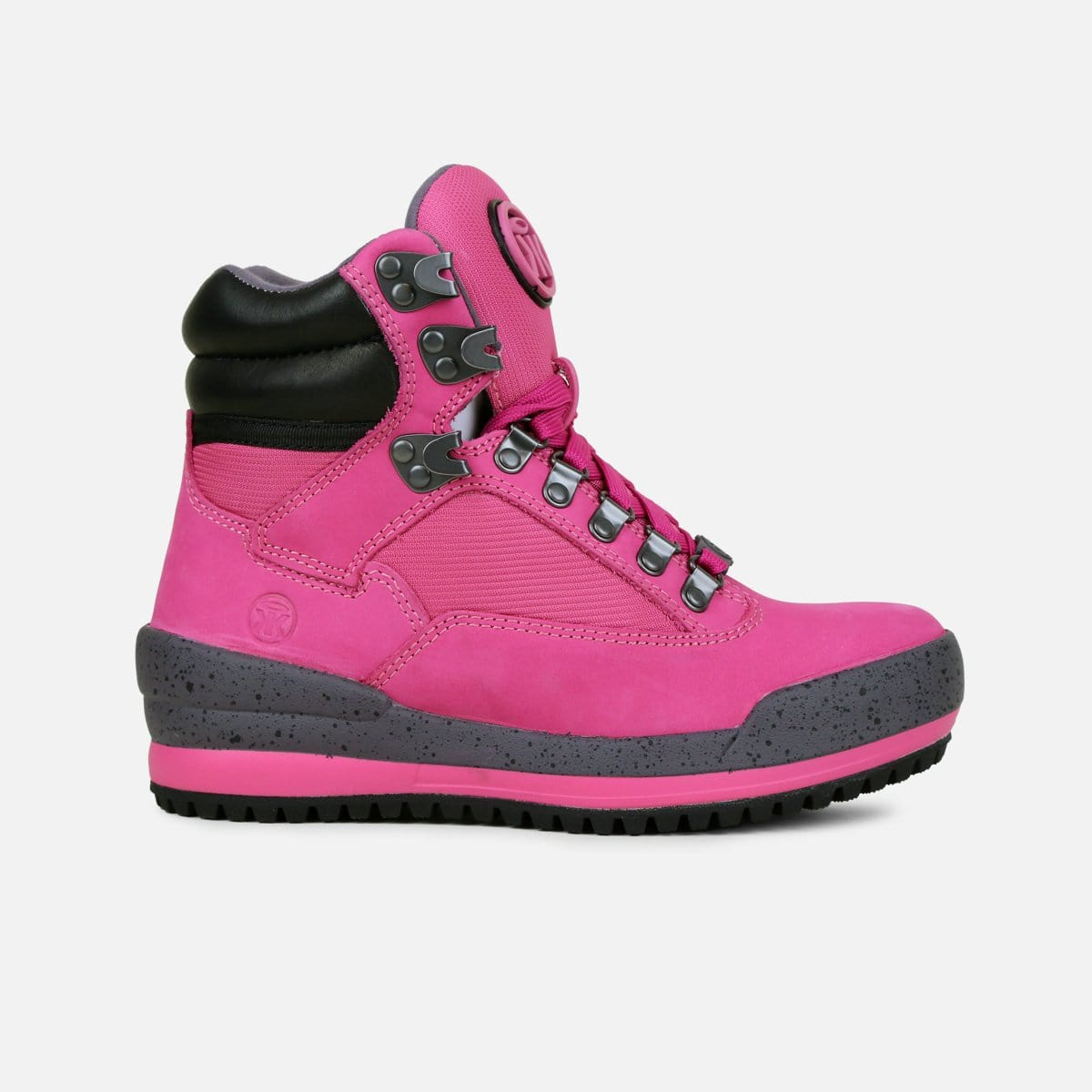 Summiko Swagg Grade-School Girls' Boot (Pink/Black)