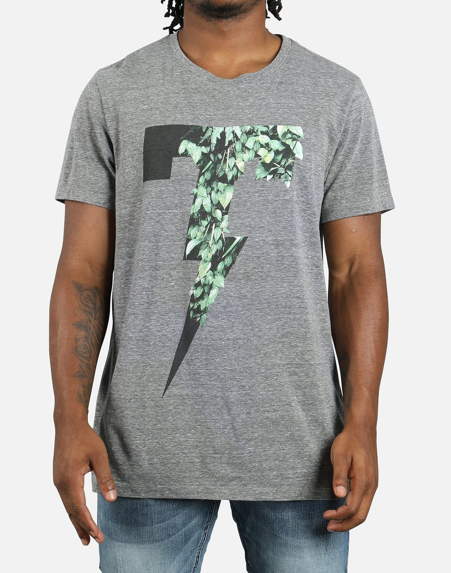 Tackma The Ivy Thunderbolt Tee