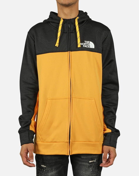 The North Face Men's Surgent Bloc Full-Zip Hoodie 2.0