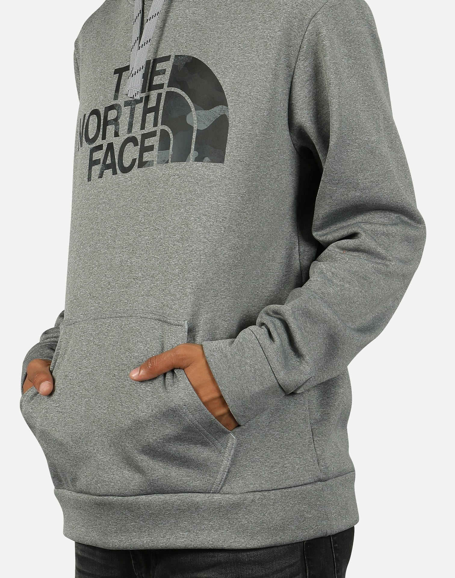 The North Face Men's Surgent Half Dome Pullover Hoodie 2.0