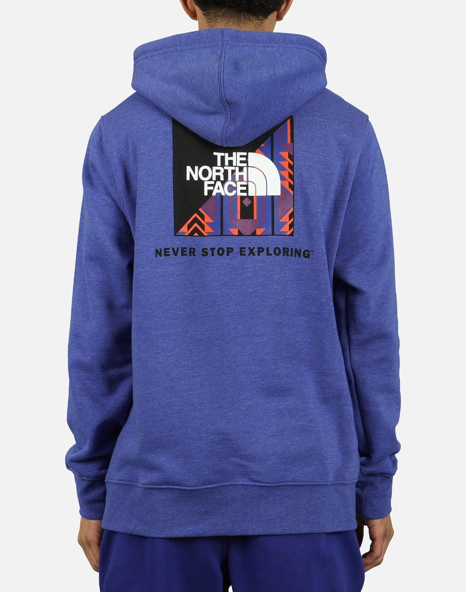 The North Face Men's Red Box Aztec Pullover Hoodie