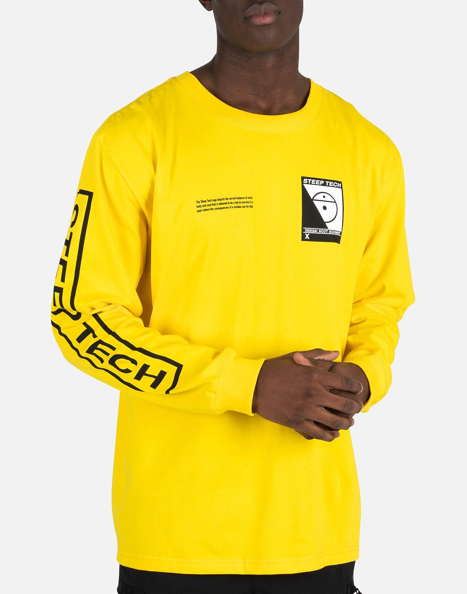 TheNorthFace STEEP TECH LONG-SLEEVE TEE