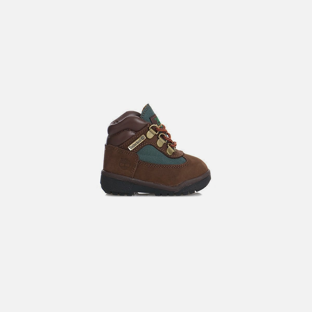 Timberland Field Boot Toddler (Brown/Forest Green)