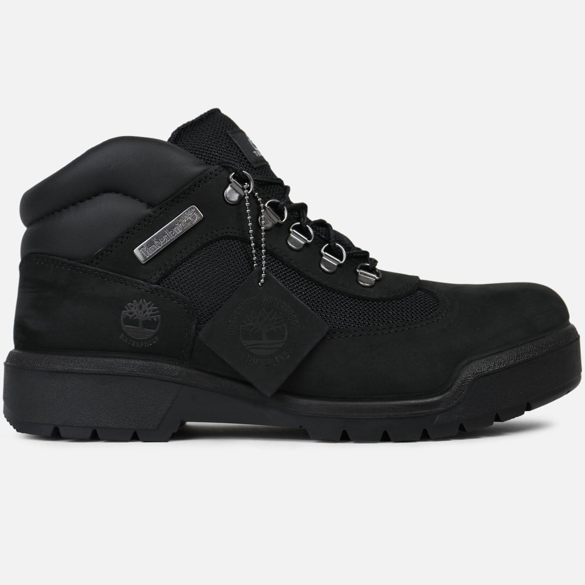 Timberland Waterproof Field Boot (Black)
