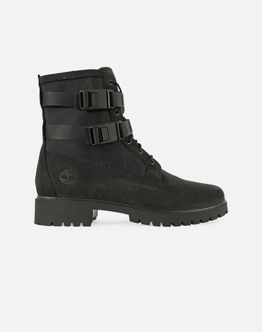 Timberland Women's Jayne Double-Buckle Waterproof Boots