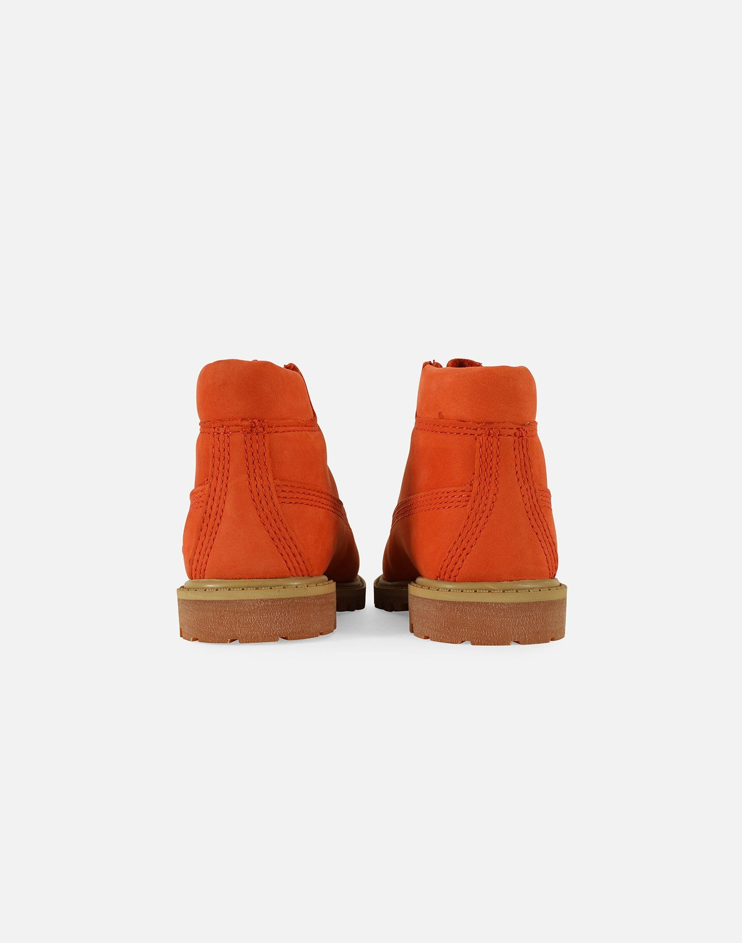 Timberland x DTLR Exclusive 6-Inch Premium Waterproof 'Orange Blaze' Boots Infant