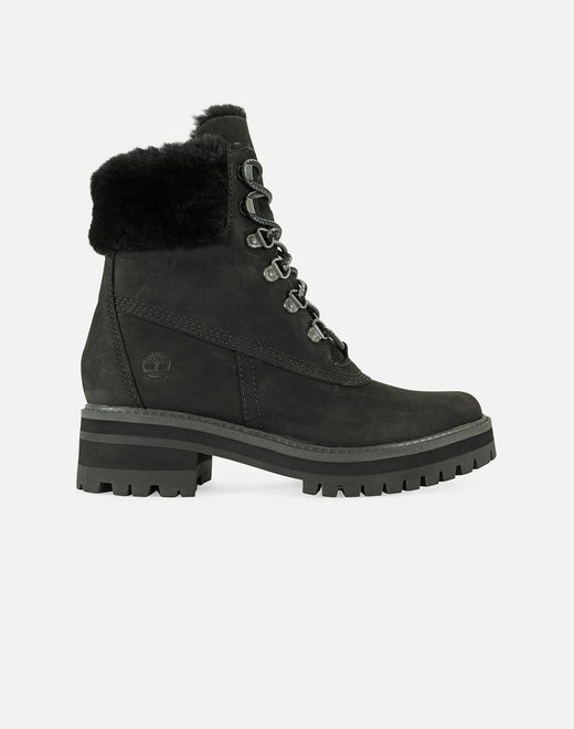 Timberland Women's Courmayeur Valley Shearling-Lined Boots