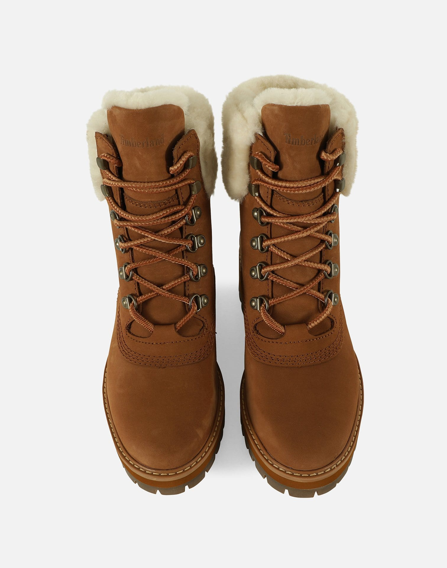 COURMAYEUR VALLEY SHEARLING-LINED BOOTS