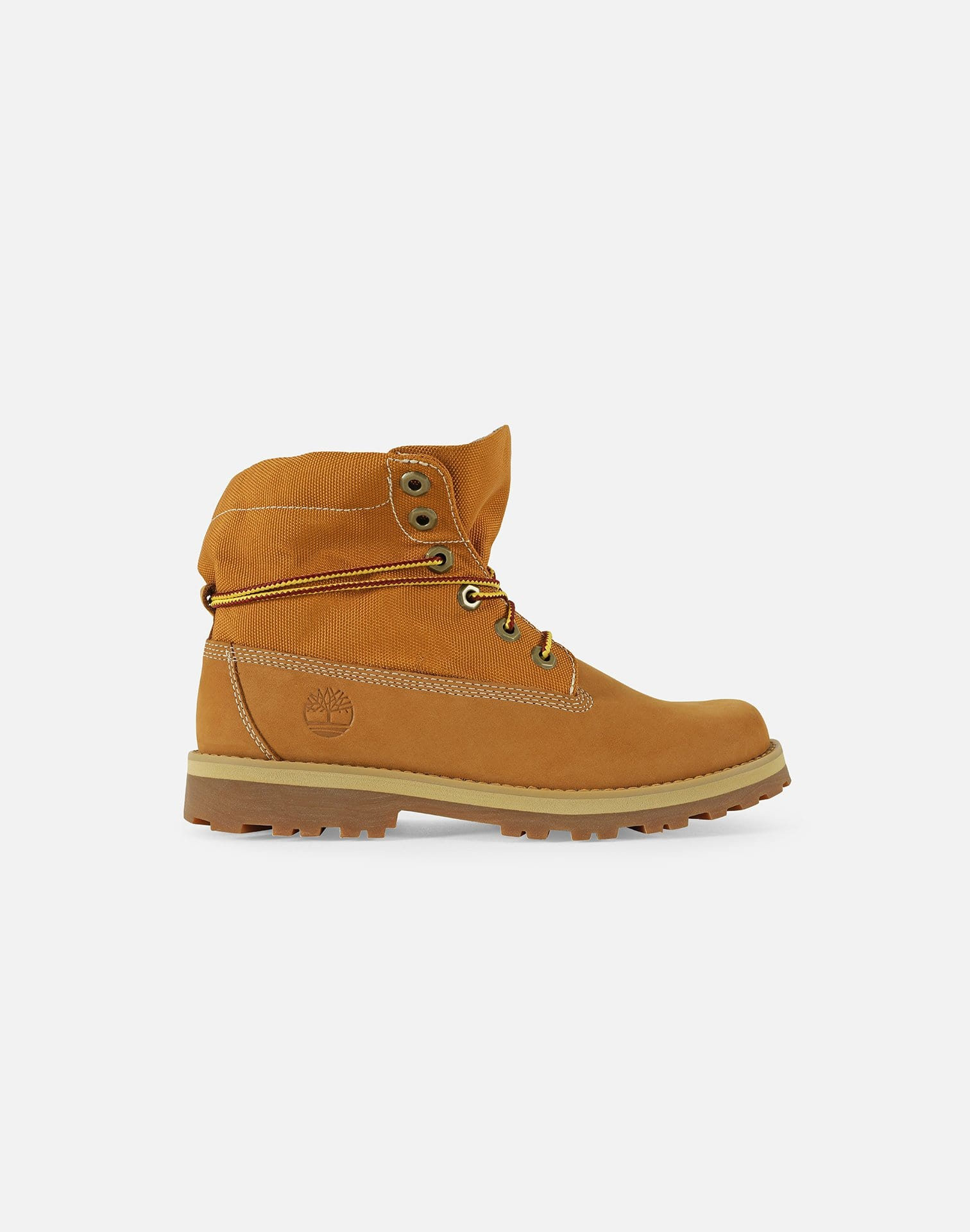 Timberland Roll-Top Boots Grade-School