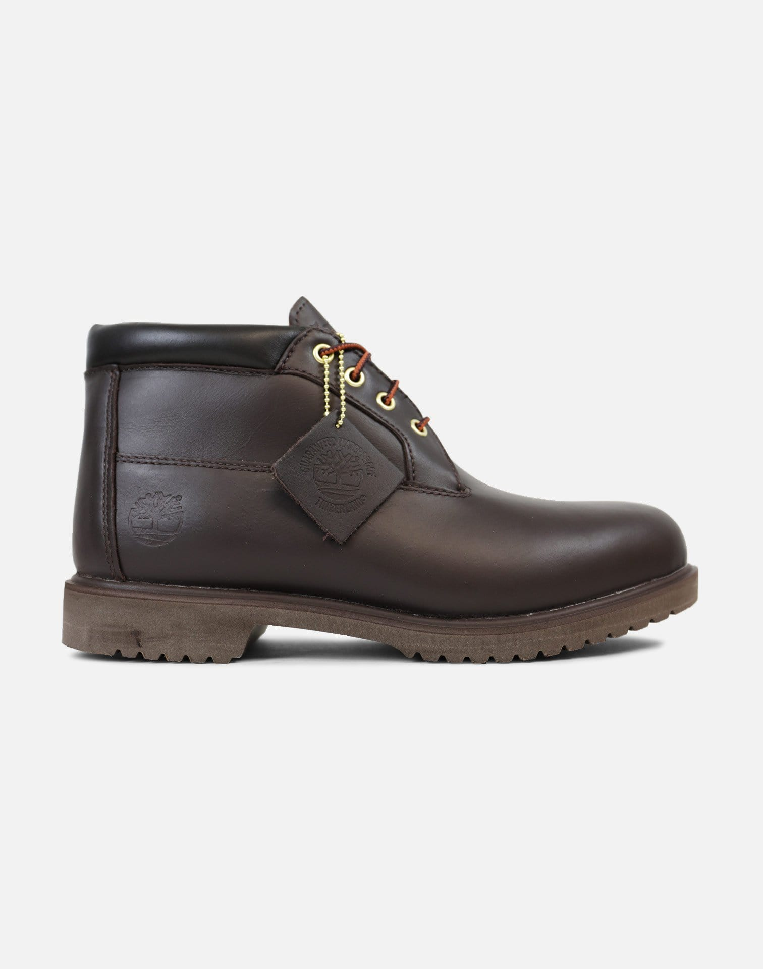Timberland Premium Waterproof Chukka (Brown)