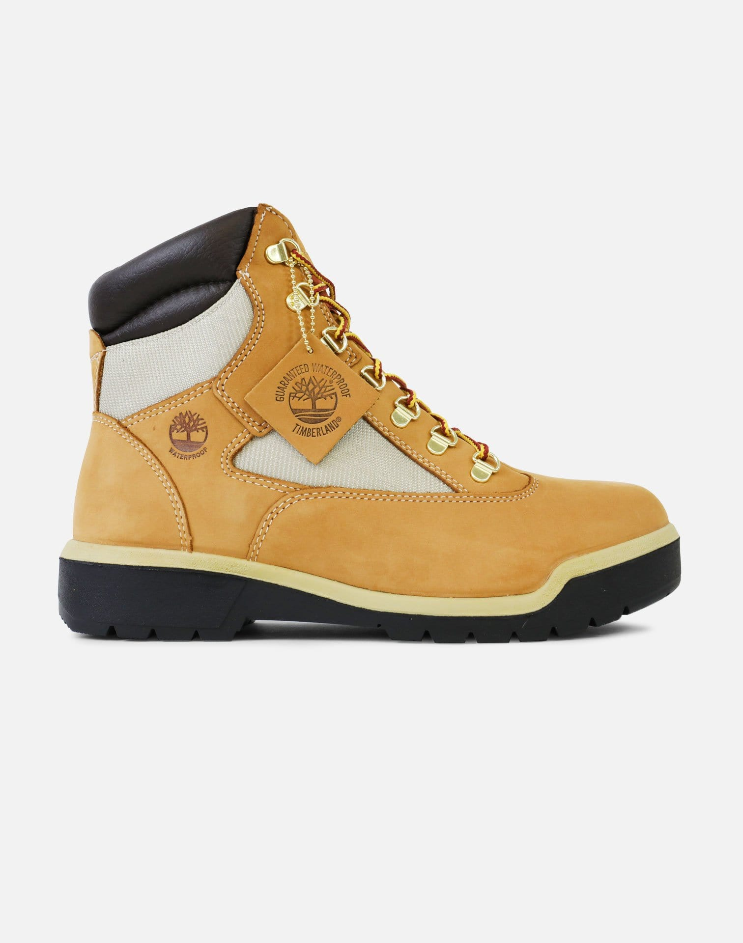 "Timberland 6"" Field Boot (Wheat Brown)"