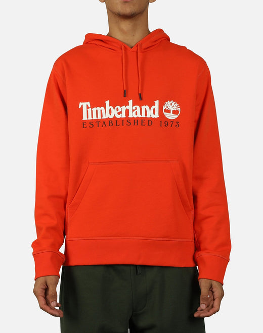 Timberland Men's Essential Established 1973 Pullover Hoodie