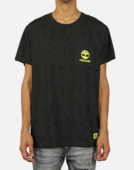 Timberland Men's Spongebob Squarepants Graphic Tee