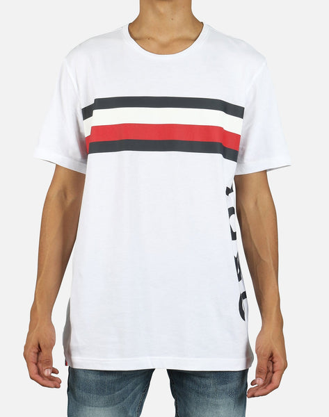 Tommy Hilfiger Men's Modern Essentials 3-Stripes 1985 Tee
