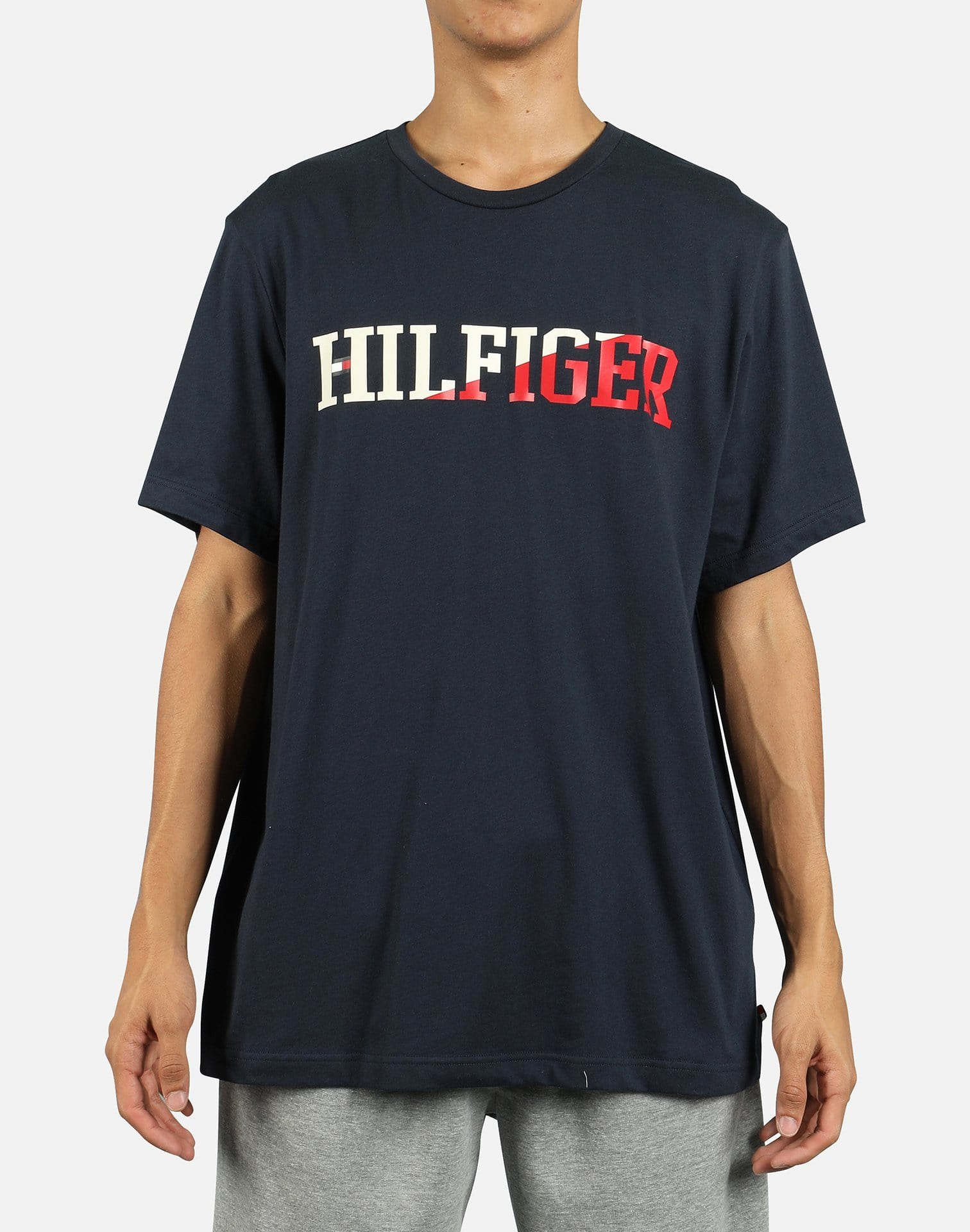 Tommy Hilfiger Men's Graphic TH Tee