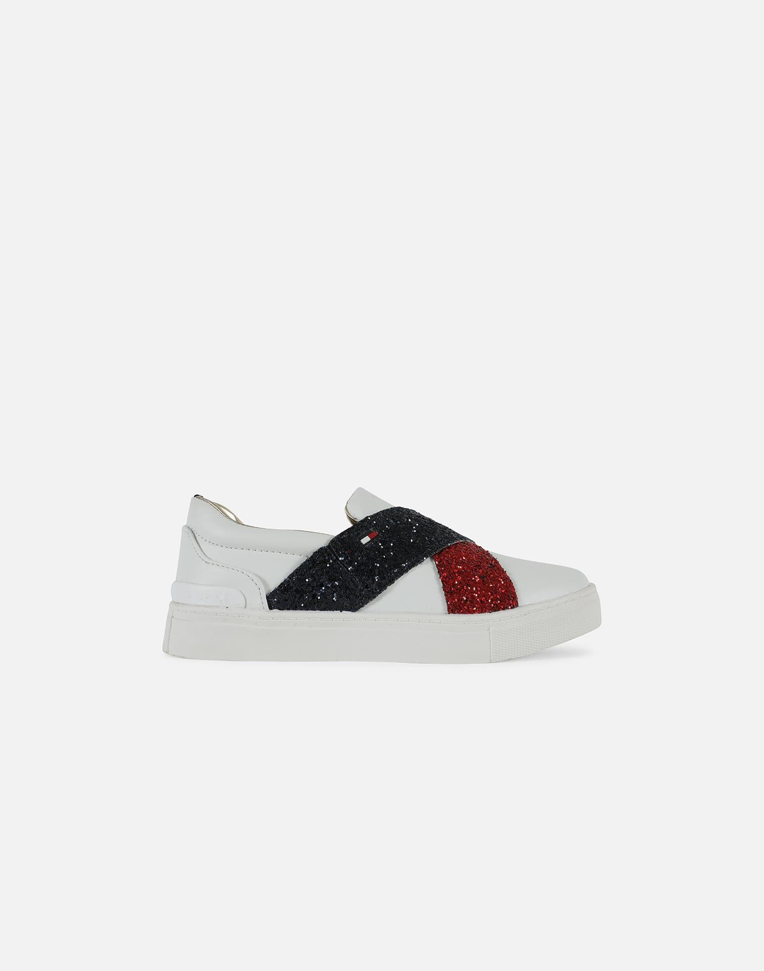 Tommy Hilfiger Rae Glitter Crossover Pre-School