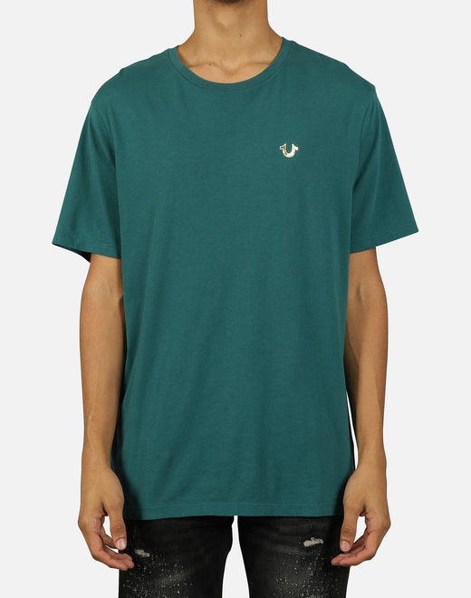 True Religion Men's Basic Buddha Crew Tee