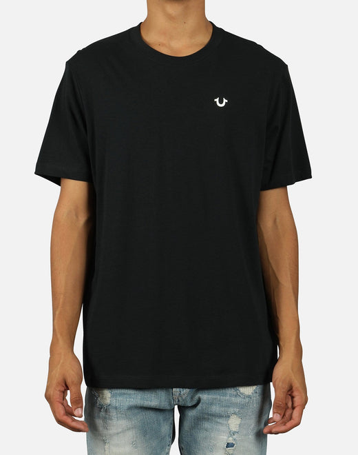True Religion Men's Buddha Logo Crew Tee