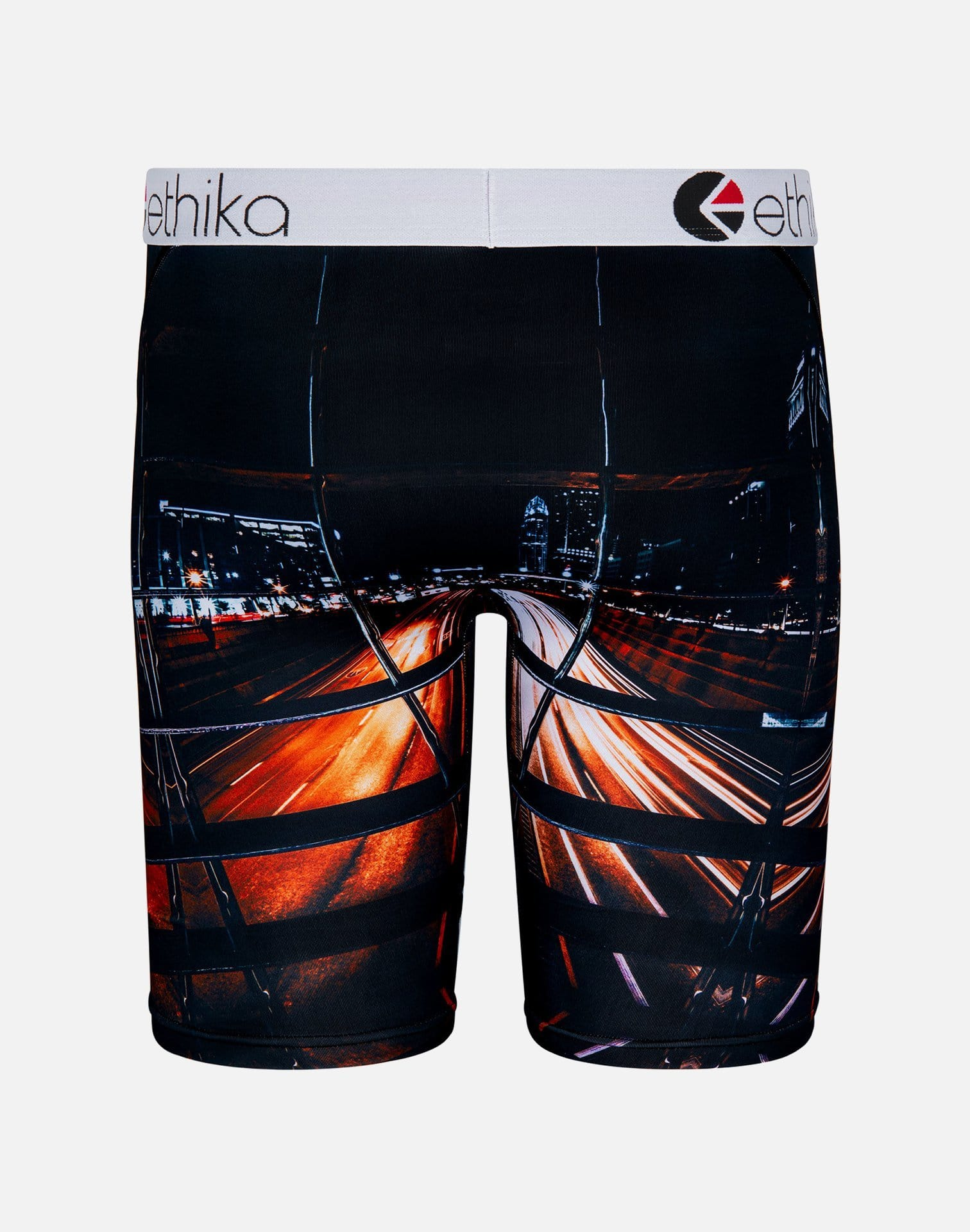 Ethika Men's The High Way Boxer Briefs