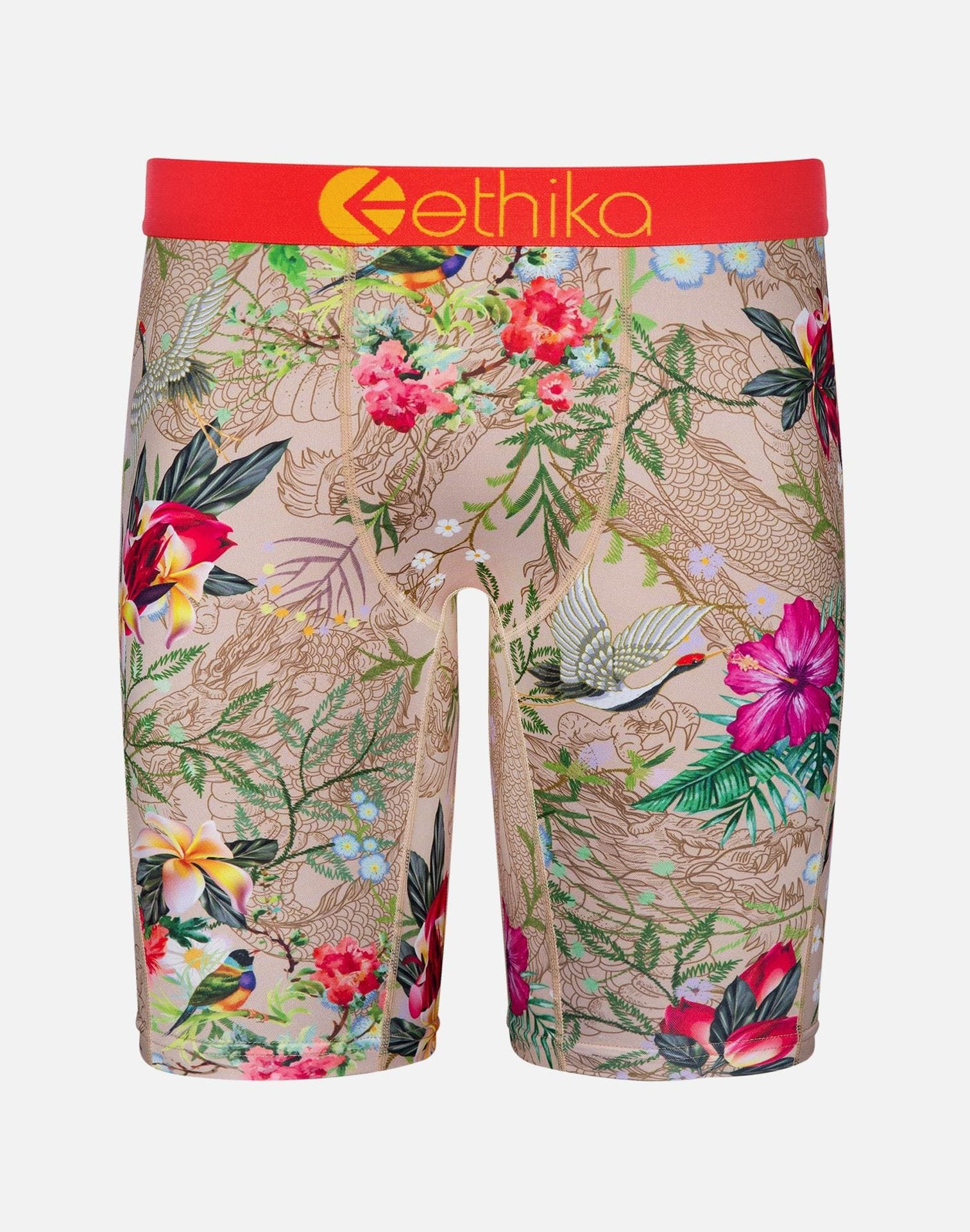 Ethika Men's Trap Fit Boxer Briefs