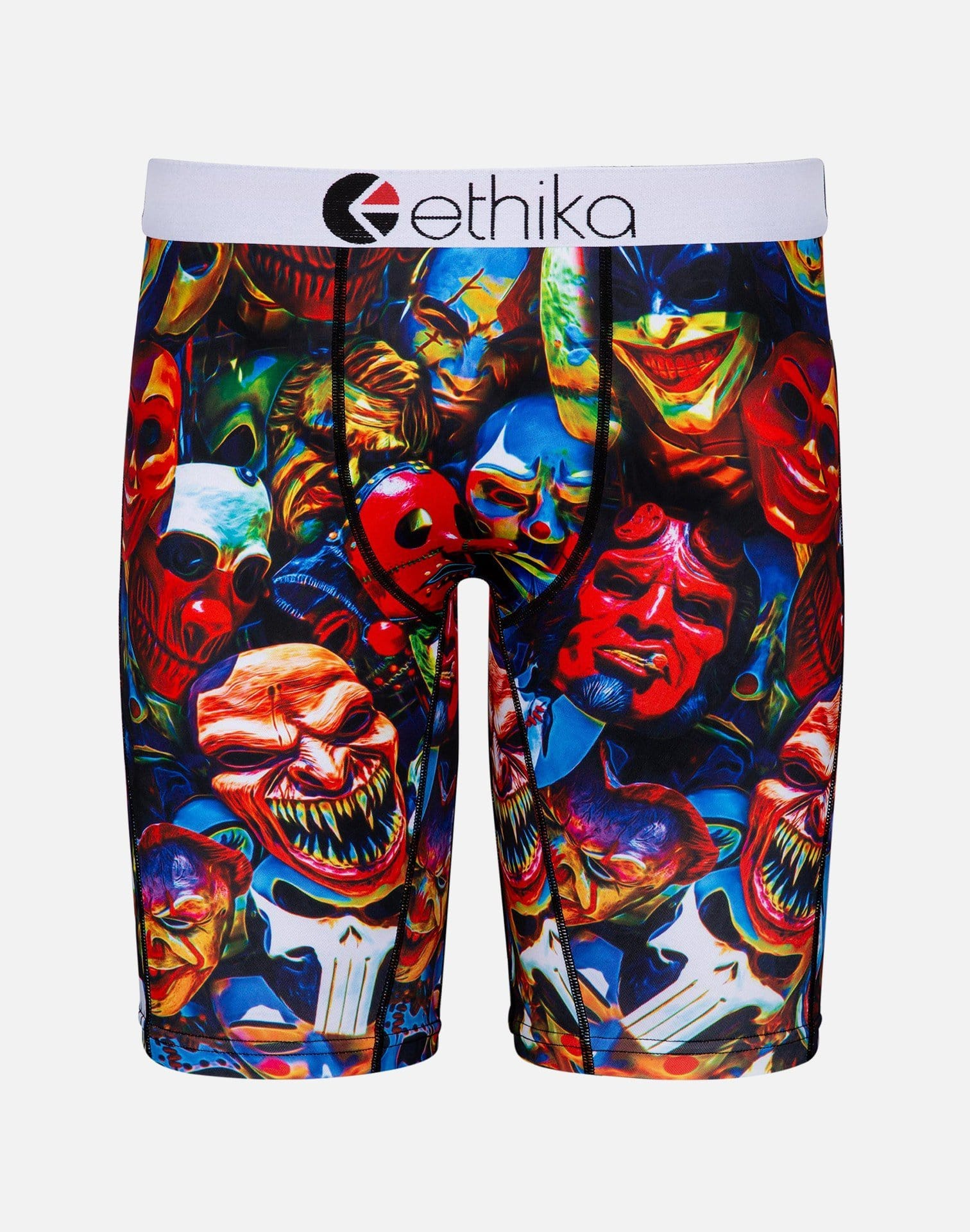 Ethika Men's The Villain Boxer Briefs