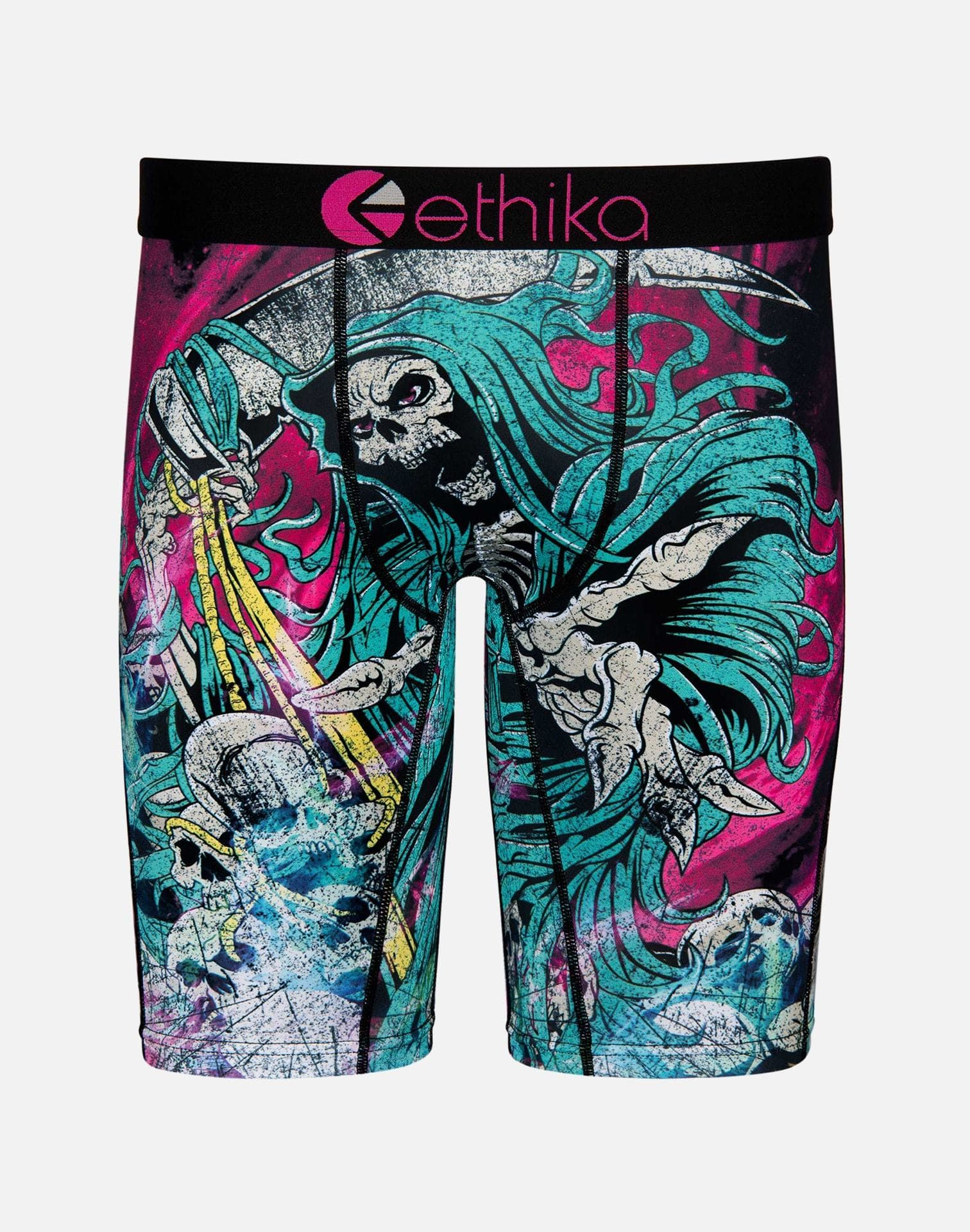 Ethika Men's Ghouls Night Out Boxer Briefs