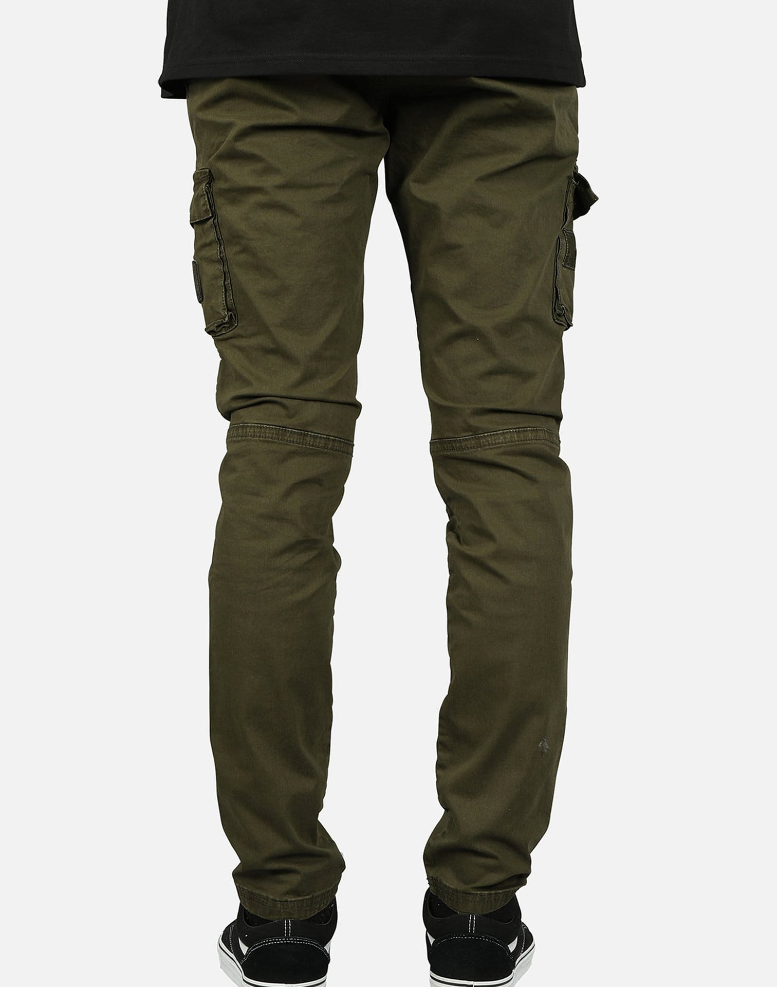 United Cotes Men's Heritage Twill Cargo Pants