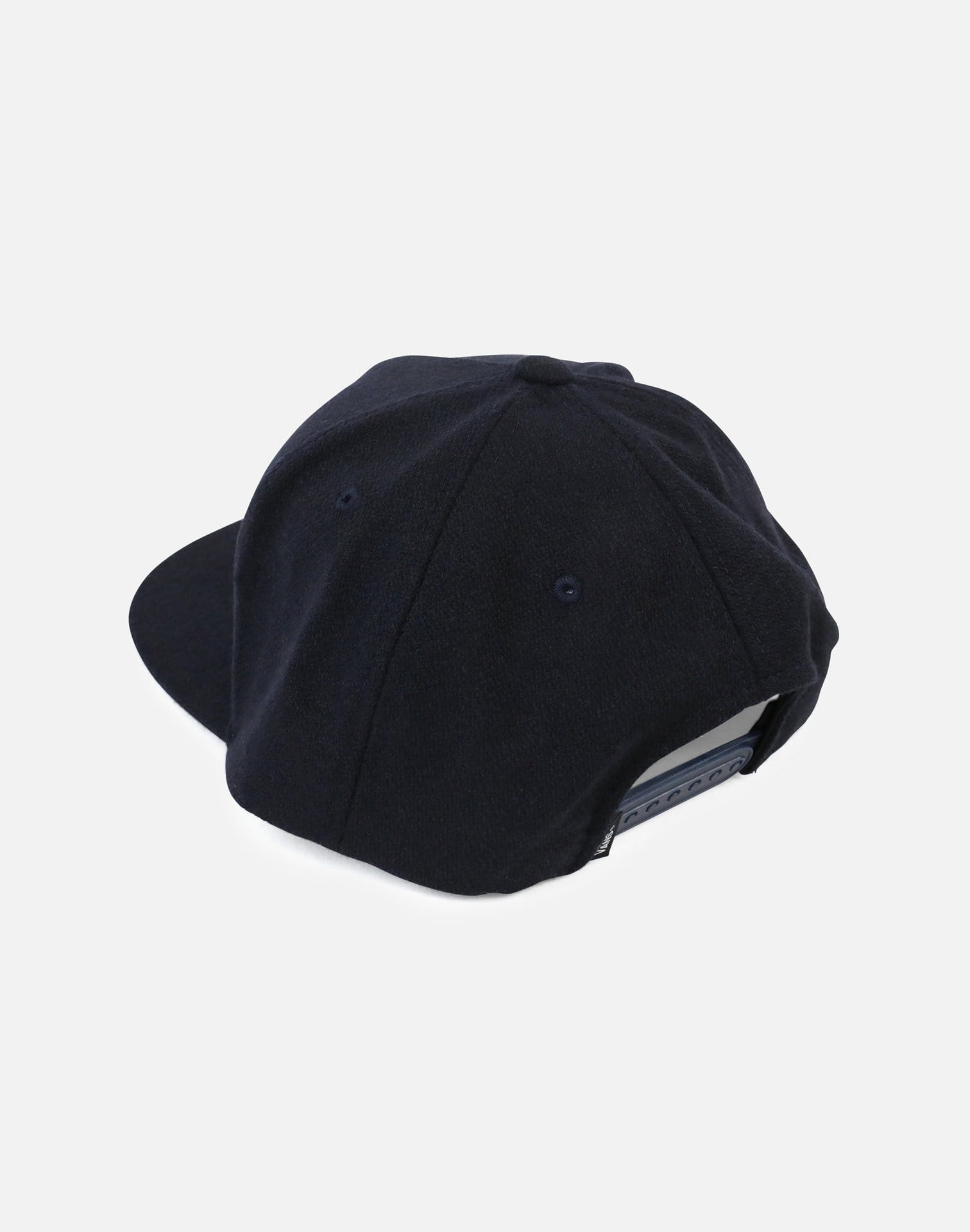 Vans Full Patch Snapback Hat (Dress Blues)
