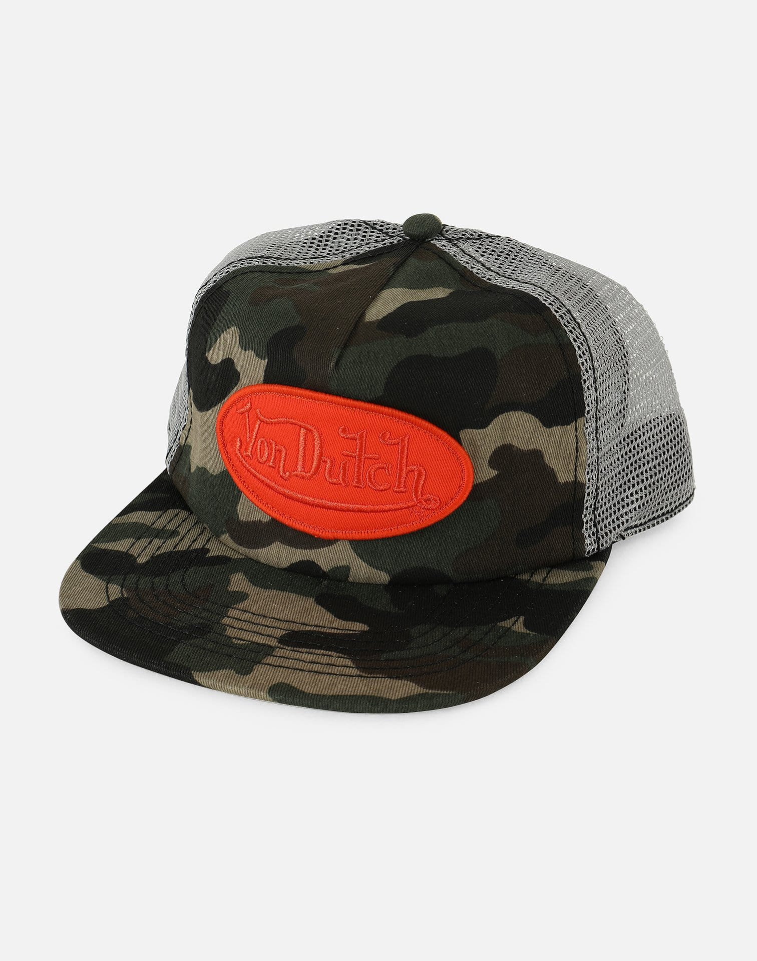 Von Dutch Trucker Snapback Hat