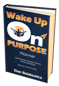 Wake Up On Purpose Planner