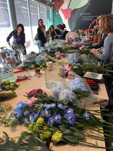MY FIRST FLOWER WORKSHOP