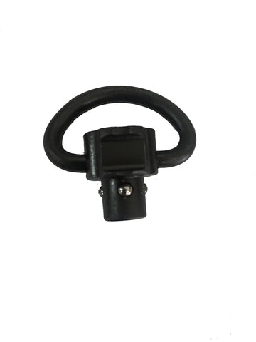 "BCMGUNFIGHTER QD Stainless Steel Sling Swivel 1"" D-Ring (Quick Detach)"