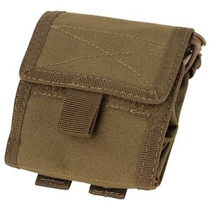 Utility pouch, roll up