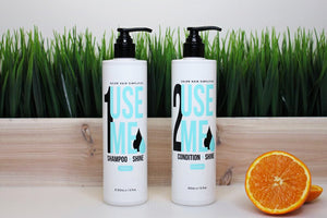 Shampoo + Conditioner Set