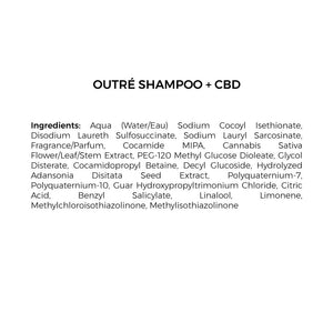 cbd shampoo ingredients list