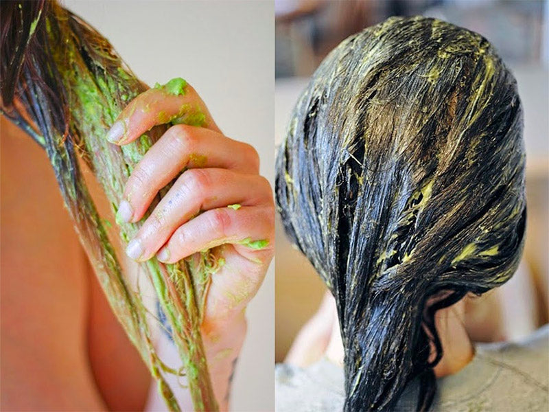 avocado hair mask DIY hair masks for softer and healthier hair
