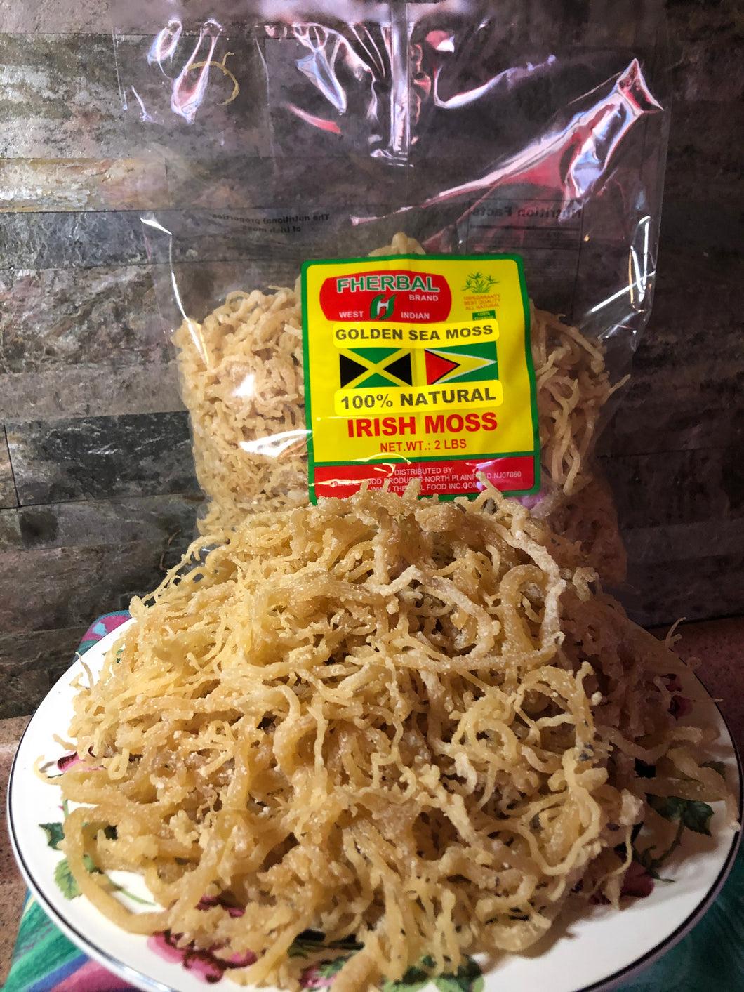 Therbal Brand Irish moss