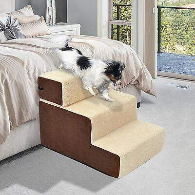 Removable Easy Step Pet Stairs