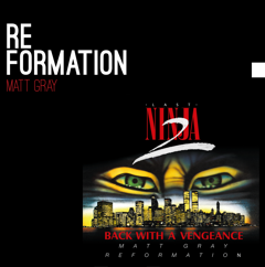 Reformation Last Ninja 2 FULL BOXSET (CDs & Downloads) with Reformation Ltd Ed Double Vinyl - Matt Gray