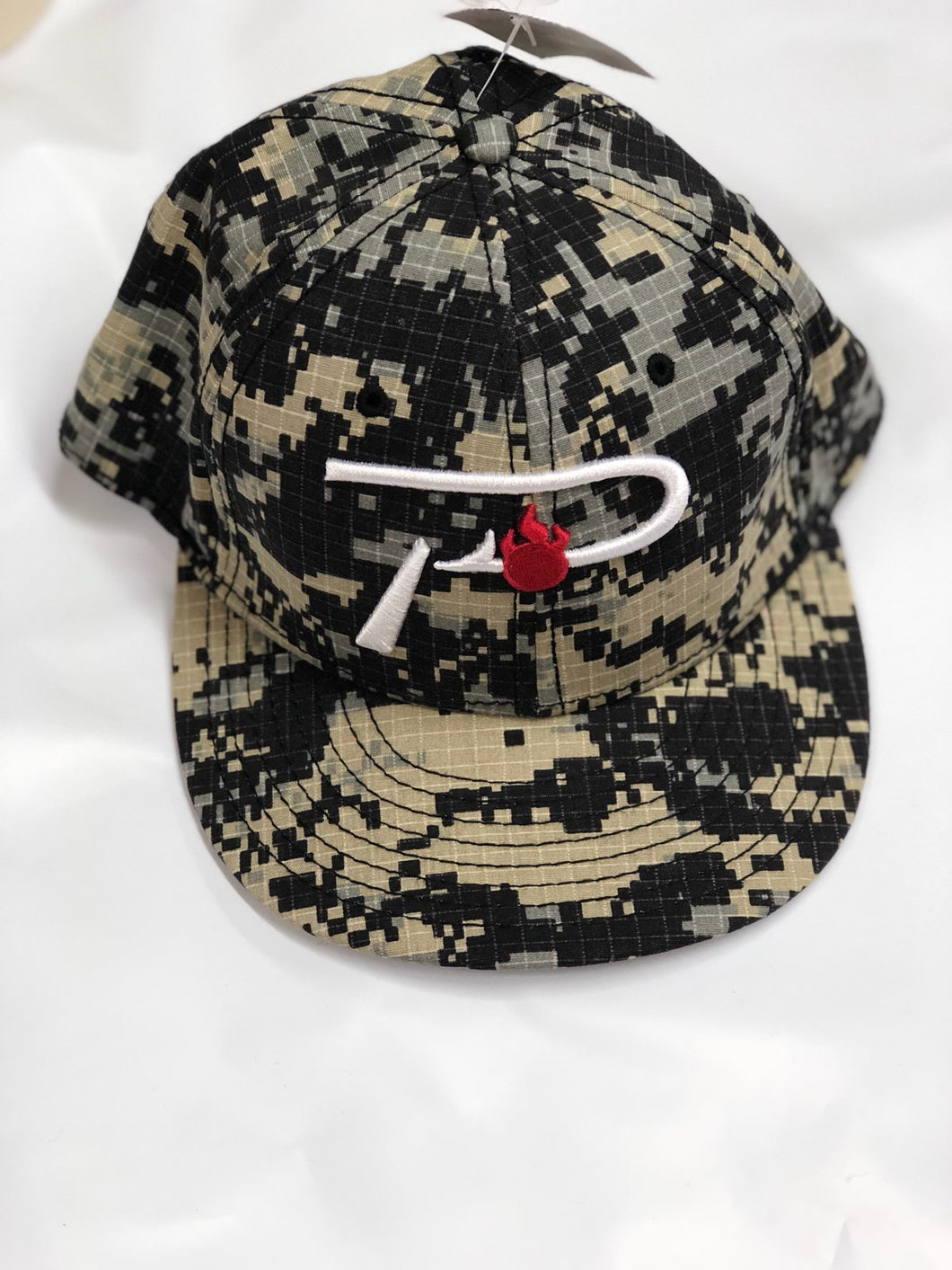 Pautzke 'P Hook' Digital Camo Hat