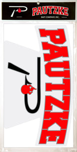 Pautzke Bait Co Standard Stickers