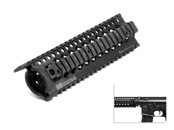 Madbull Airsoft Daniel Defense Omega Rail