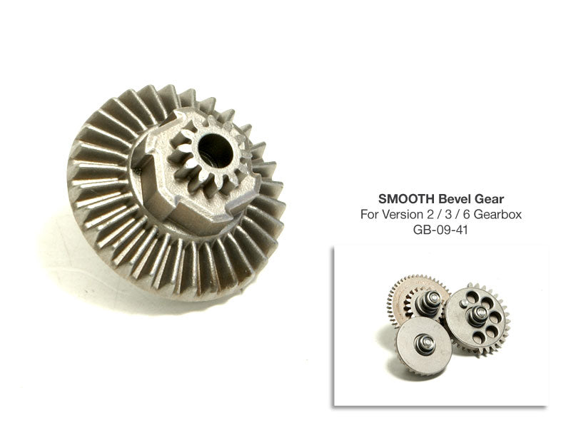 Modify Smooth Gear Set - Replacement Bevel Gear - Torque