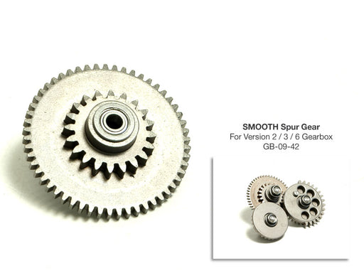 Modify Smooth Gear Set - Replacement Spur Gear - Torque