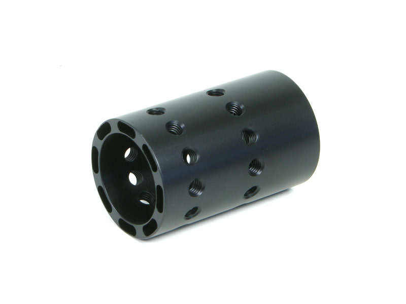 Madbull Airsoft Noveske Barrel Nut for WE GBB Receiver