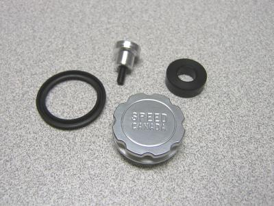 Speed Airsoft Billet Piston Head (without Bearing)