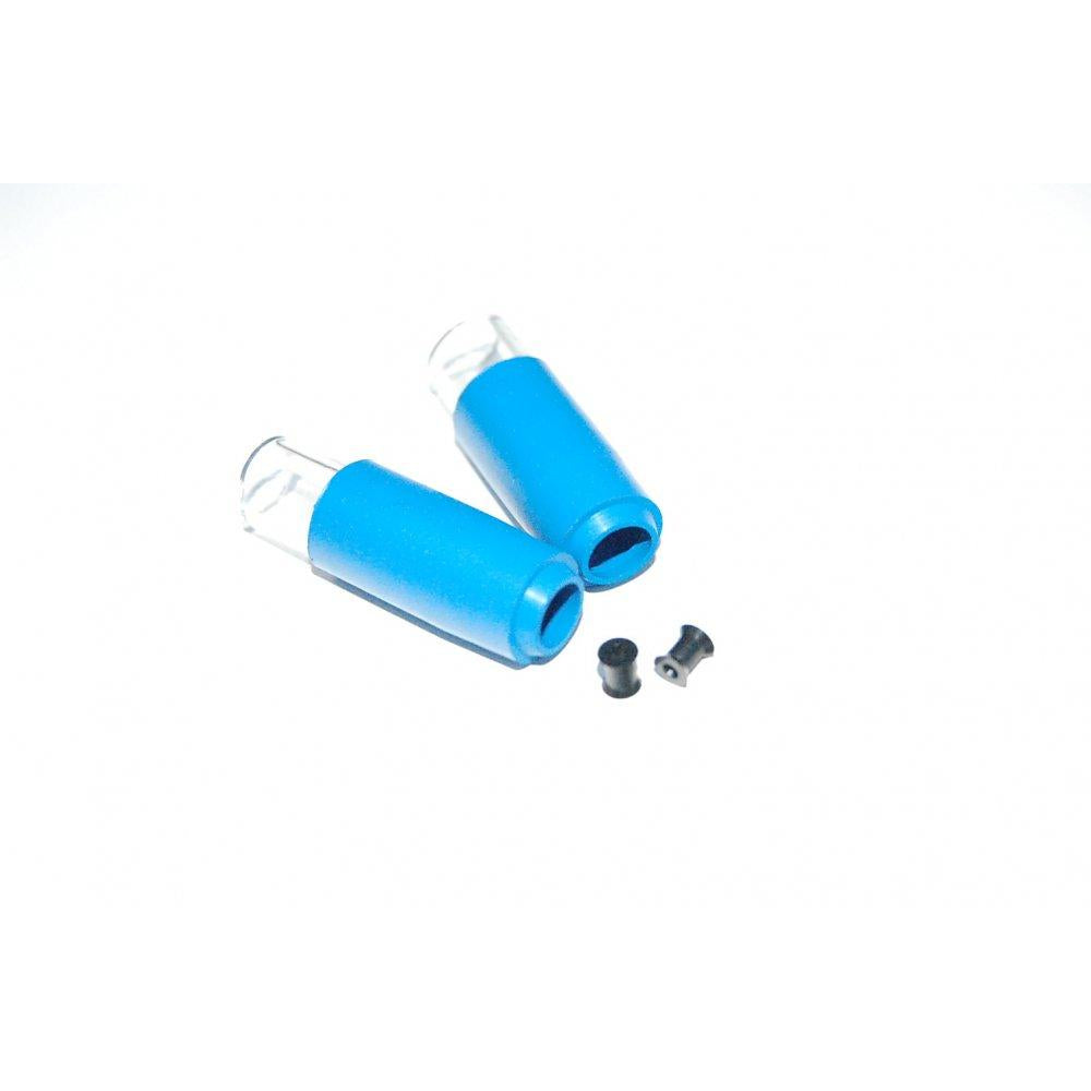 Madbull Airsoft Hop Up Bucking - 60 Degree Blue Standard -2pk